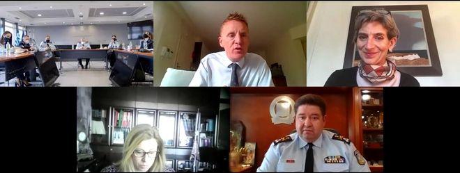 Διαδικτυακό εργαστήριο: Η αντιμετώπιση της ενδοοικογενειακής βίας κατά τη διάρκεια της πανδημίας