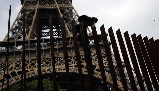 Μέτρα προστασίας στον Πύργο του Άιφελ