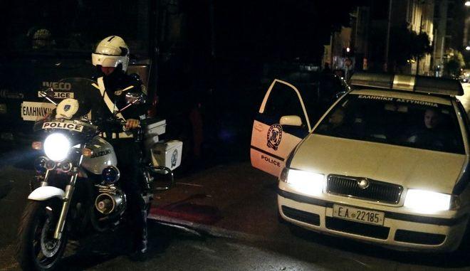 Αστυνομικές δυνάμεις στην Αθήνα