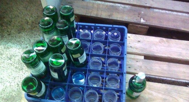 Εξαρθρώθηκε σπείρα λαθρεμπορίου ποτών - Έτσι γέμιζαν με 'μπόμπες' τα κλαμπ