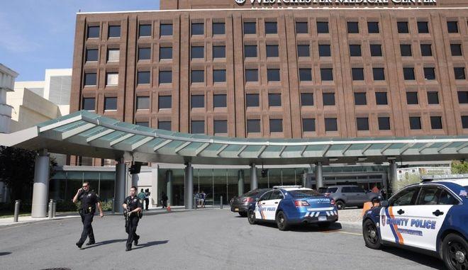 Πυροβολισμοί σε νοσοκομείο στη Ν.Υόρκη