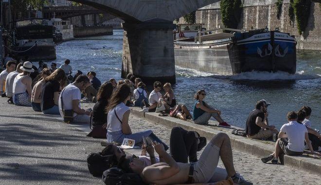 Κάτοικοι της Γαλλίας