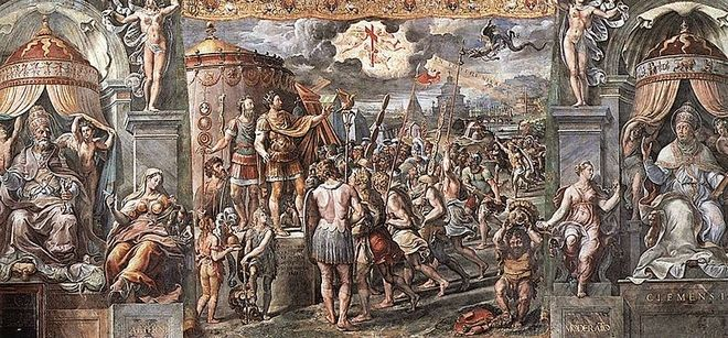 Μηχανή του Χρόνου: Μ. Κωνσταντίνος. Σκότωσε σύζυγο και γιο, και έγινε άγιος