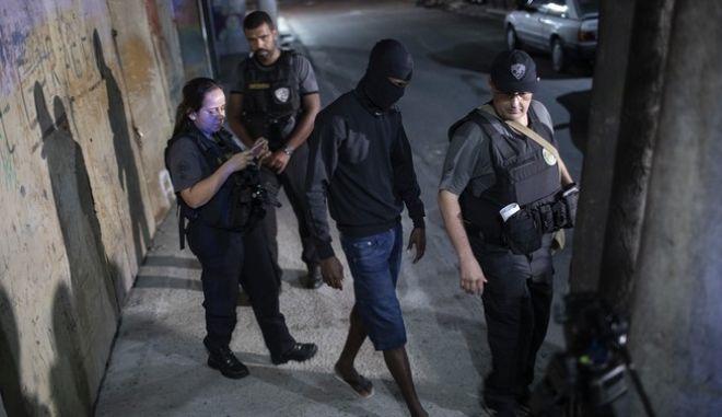 Εκτός ελέγχου η δράση της αστυνομίας στη Βραζιλία. Ρεκόρ στα περιστατικά βίας