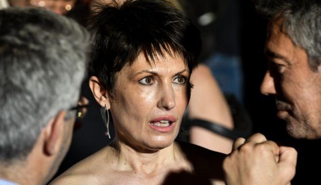 Η δημοσιογράφος και πρώην βουλεύτρια του ΣΥΡΙΖΑ, Αννέτα Καββαδία