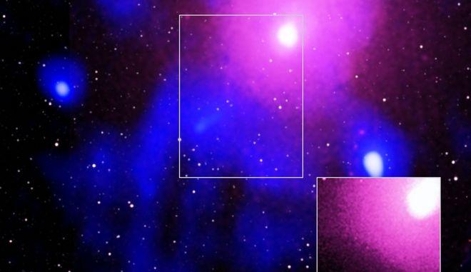 Ανακαλύφθηκε η μεγαλύτερη έκρηξη στο σύμπαν