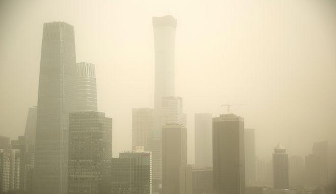Ουρανοξύστες στο Πεκίνο