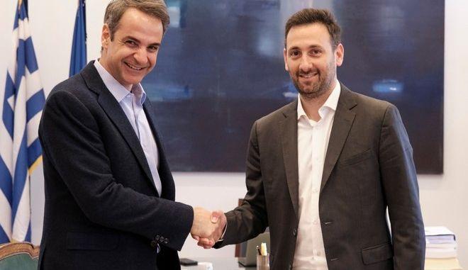 Υποψήφιος με τη ΝΔ στην Α Πειραιά ο αντιδήμαρχος του Μώραλη, Γιάννης Μελάς