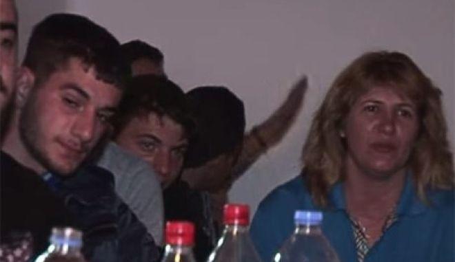 Βίντεο: Ο Βαγγέλης Γιακουμάκης λίγο πριν εξαφανιστεί