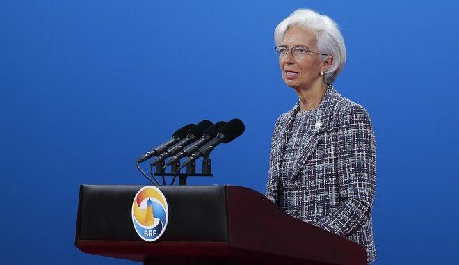 Ντρίπλα Λαγκάρντ για την Ελλάδα στο ΔΣ του ΔΝΤ