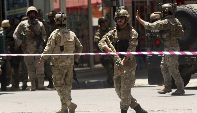 Ιρακινές δυνάμεις ασφαλείας