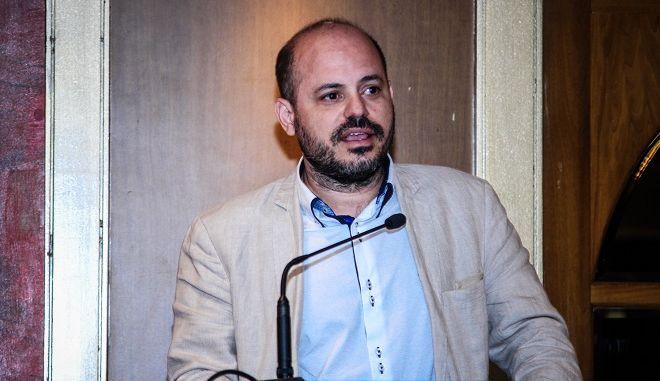 Ο Λευτέρης Παπαγιαννάκης