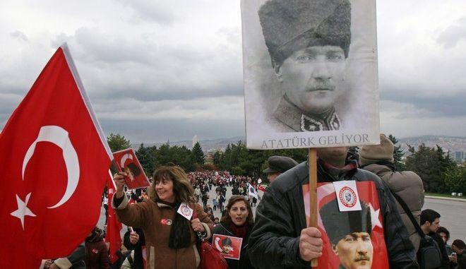 Κεμαλιστές στην Τουρκία