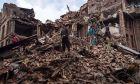 Νεπάλ : Αγνοούνται 1.000 Ευρωπαίοι πολίτες