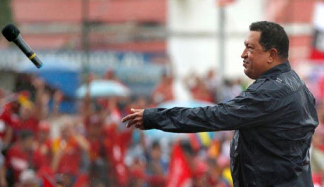 Τελευταίες ομιλίες πριν τις εκλογές στην Βενεζουέλα