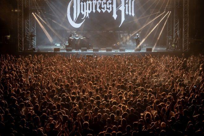 Cypress Hill: Μια βραδιά για το Χιπ Χοπ