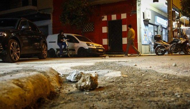 ΕΠΕΙΣΟΔΙΑ / ΕΠΙΘΕΣΗ ΣΕ ΣΥΝΔΕΣΜΟ ΤΟΥ ΟΛΥΜΠΙΑΚΟΥ ΣΤΗΝ ΚΑΛΛΙΘΕΑ (ΦΩΤΟΓΡΑΦΙΑ: EUROKINISSI)
