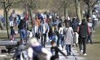 Βόλτα στο Ντόρτμουντ εν μέσω πανδημίας κορονοϊού