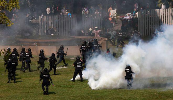 Ταϊλάνδη: Νέα βίαια επεισόδια στην Μπανγκόκ