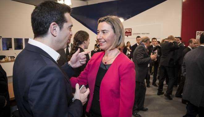 Ο πρωθυπουργός, Αλέξης Τσίπρας, στην άτυπη σύνοδο των αρχηγών κρατών και κυβερνήσεων της Ε.Ε στην Μάλτα την Παρασκευή 3 Φεβρουαρίου 2017. (EUROKINISSI/ΓΡΑΦΕΙΟ ΤΥΠΟΥ ΠΡΩΘΥΠΟΥΡΓΟΥ/ANDREA BONETTI)