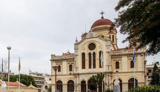 Ιερός Ναός Αγίου Μηνά στο Ηράκλειο Κρήτης