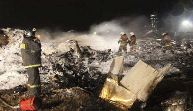 Ρωσία: Σε λάθος χειρισμό οφείλεται η συντριβή του Boeing