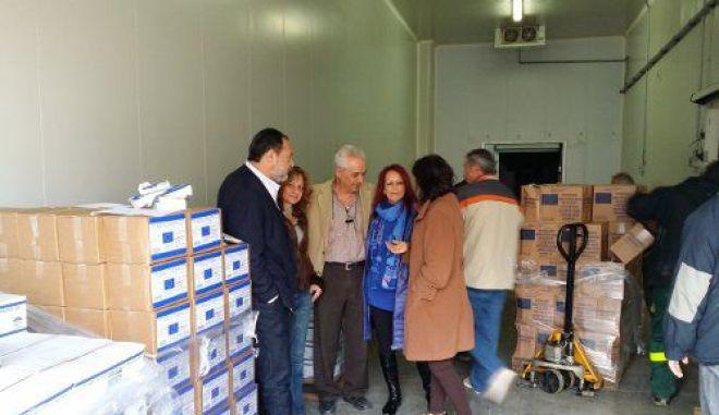 Ηράκλειο: Δωρεάν διανομή τροφίμων σε 800 οικογένειες που έχουν ανάγκη
