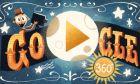 Ζωρζ Μελιές: Στον καινοτόμο κινηματογραφιστή αφιερωμένο τo Google Doodle
