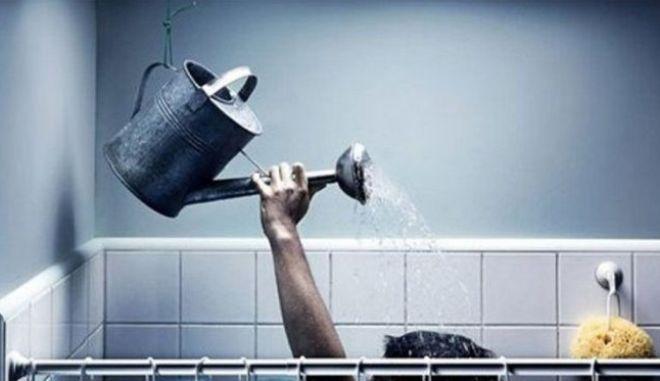 Πάροχος ηλεκτρικής ενέργειας: Κάντε μπάνιο δυο - δυο για να ζεσταθείτε