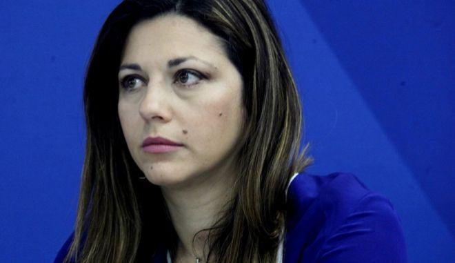Σοφία Ζαχαράκη, εκπρόσωπος τύπου της ΝΔ