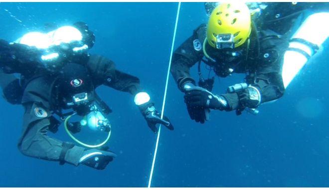 Έρευνες από θαλάσσης για τον εντοπισμό αγνοουμένων