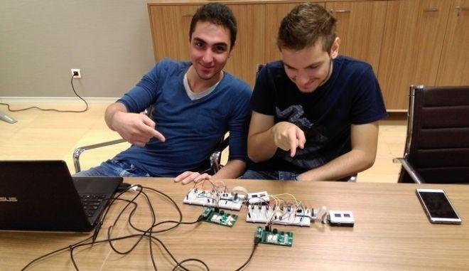 Διάκριση Ελλήνων φοιτητών του Πανεπιστημίου Πατρών σε διαγωνισμό του ομίλου Bosch