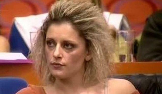 Η Δόμνα Κουντούρη την εποχή του Fame Story