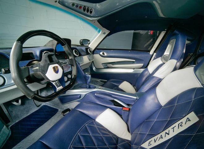 Mazzanti Evantra. Το εξωτικό ιταλικό supercar με V8 κινητήρα (βίντεο)