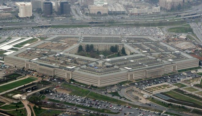 """File - The Pentagon is seen in this aerial view in Washington, in this March 27, 2008 file photo. The WikiLeaks website appears close to releasing what the Pentagon fears is the largest cache of secret U.S. documents in history _ hundreds of thousands of intelligence reports compiled after the 2003 invasion of Iraq. In a message posted to its Twitter page on Thursday Oct. 21, 2010, the organization said there was a """"major WikiLeaks press conference in Europe coming up.""""  (AP Photo/Charles Dharapak, File)"""