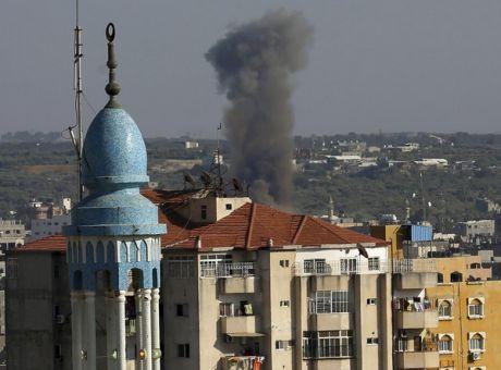 Γάζα: Στόχος ισραηλινού πλήγματος το σπίτι ηγέτη της Χαμάς - Κόσμος   News 24/7