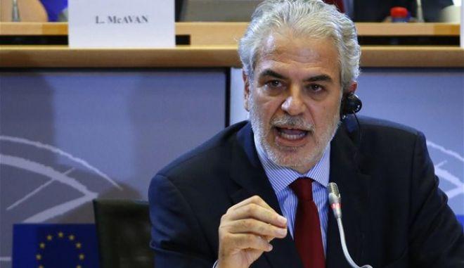 Στυλιανίδης: Να μην εγκλωβιστεί η Ευρώπη σε έναν 'θεσμικό αυτισμό'