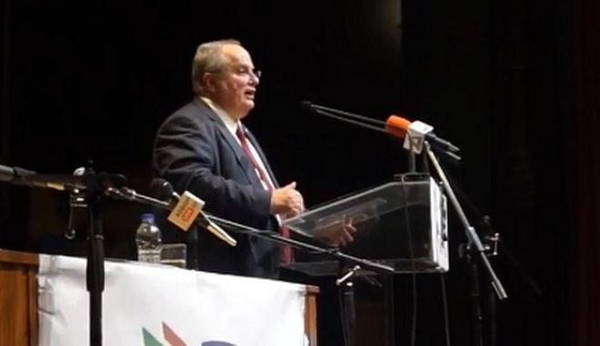 """Ο Νίκος Κοτζιάς """"κατέβασε"""" δική του πρόταση για εκλογή προέδρου Δημοκρατίας"""