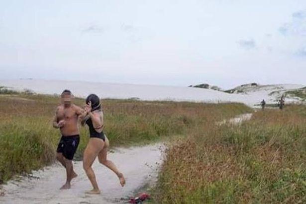 ΜΜΑ αθλήτρια ξυλοφορτώνει διεστραμμένο που την παρενοχλούσε σε φωτογράφιση