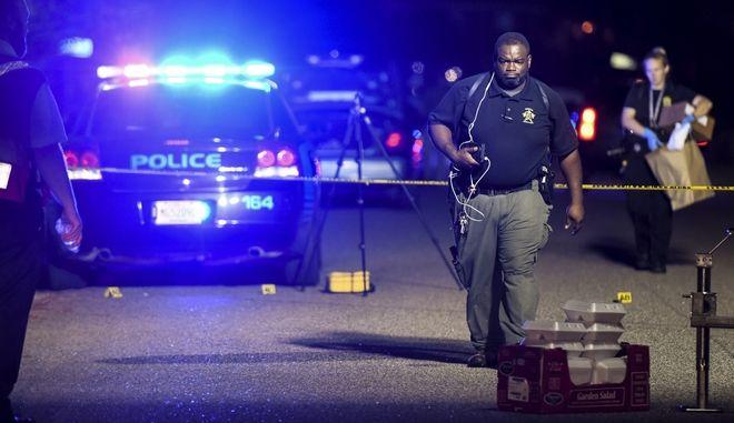 Δυνάμεις της αστυνομίας της Νότιας Καρολίνας - Φωτό αρχείου