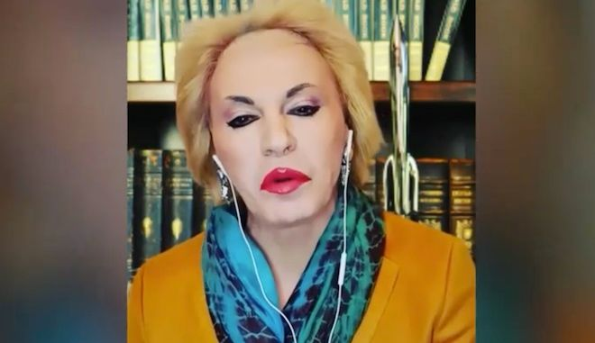 Ο Τάκης Ζαχαράτος ξαναχτυπά ως Ματίνα Παγώνη