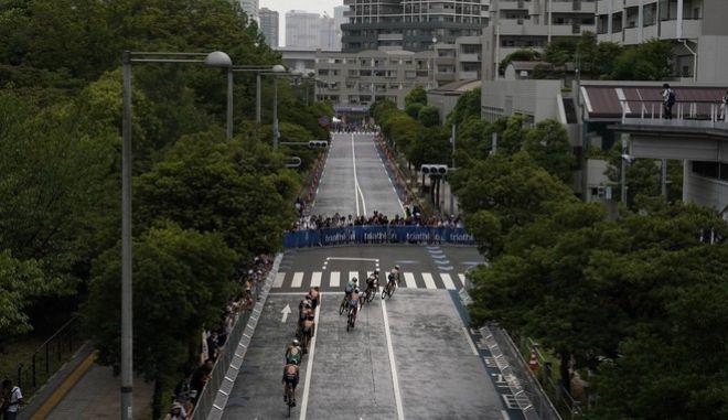 Αγώνες δρόμου στην Ιαπωνία