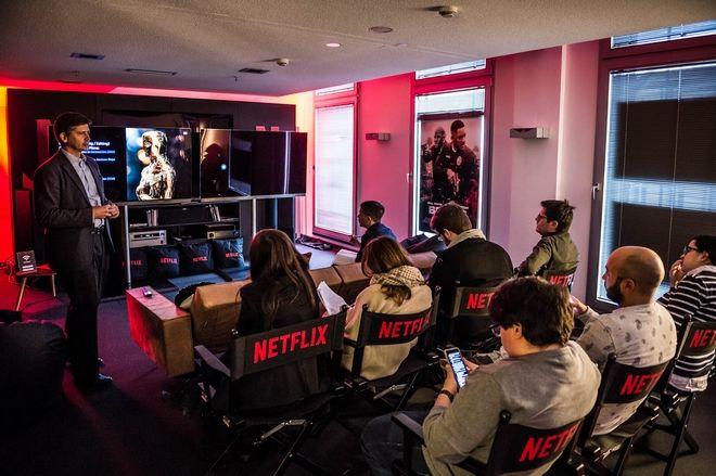 Netflix αλά ελληνικά