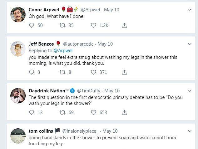 Poll διχάζει το διαδίκτυο: Εσύ πλένεις τα πόδια σου όταν κάνεις μπάνιο;