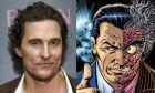 Ο Μάθιου ΜακKόναχι πιθανώς θα παίξει τον Two-Face στη νέα ταινία Μπάτμαν