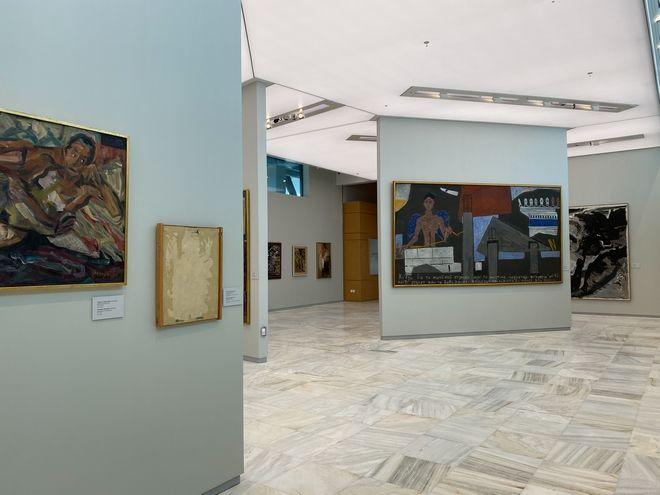 Ανοίγει για το κοινό η Εθνική Πινακοθήκη - Τα Μουσεία μας περιμένουν ξανά