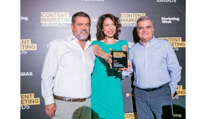 Gold Award στην «πιο γλυκιά μαμά του κόσμου» γιατί όπως και να τη φωνάζουμε, αυτή η γυναίκα αξίζει όλα τα βραβεία!