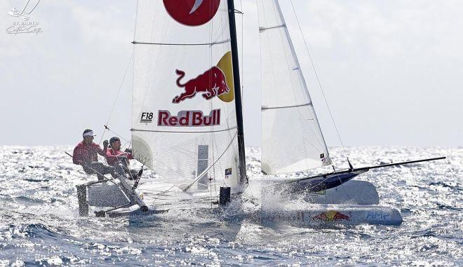 Τριγκώνης – Πασχαλίδης: Πρώτη θέση στο 10ο επετειακό St. Barth Cata-Cup στην Καραϊβική!