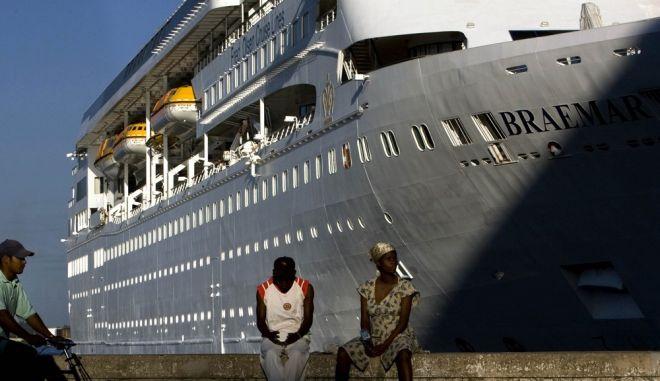 Το πλοίο MS Braemar