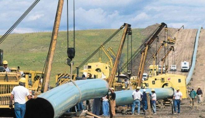 Λαφαζάνης - Νόβακ στη Ρωσία: Συζήτηση περί προέκτασης του Turkish Stream στην Ελλάδα